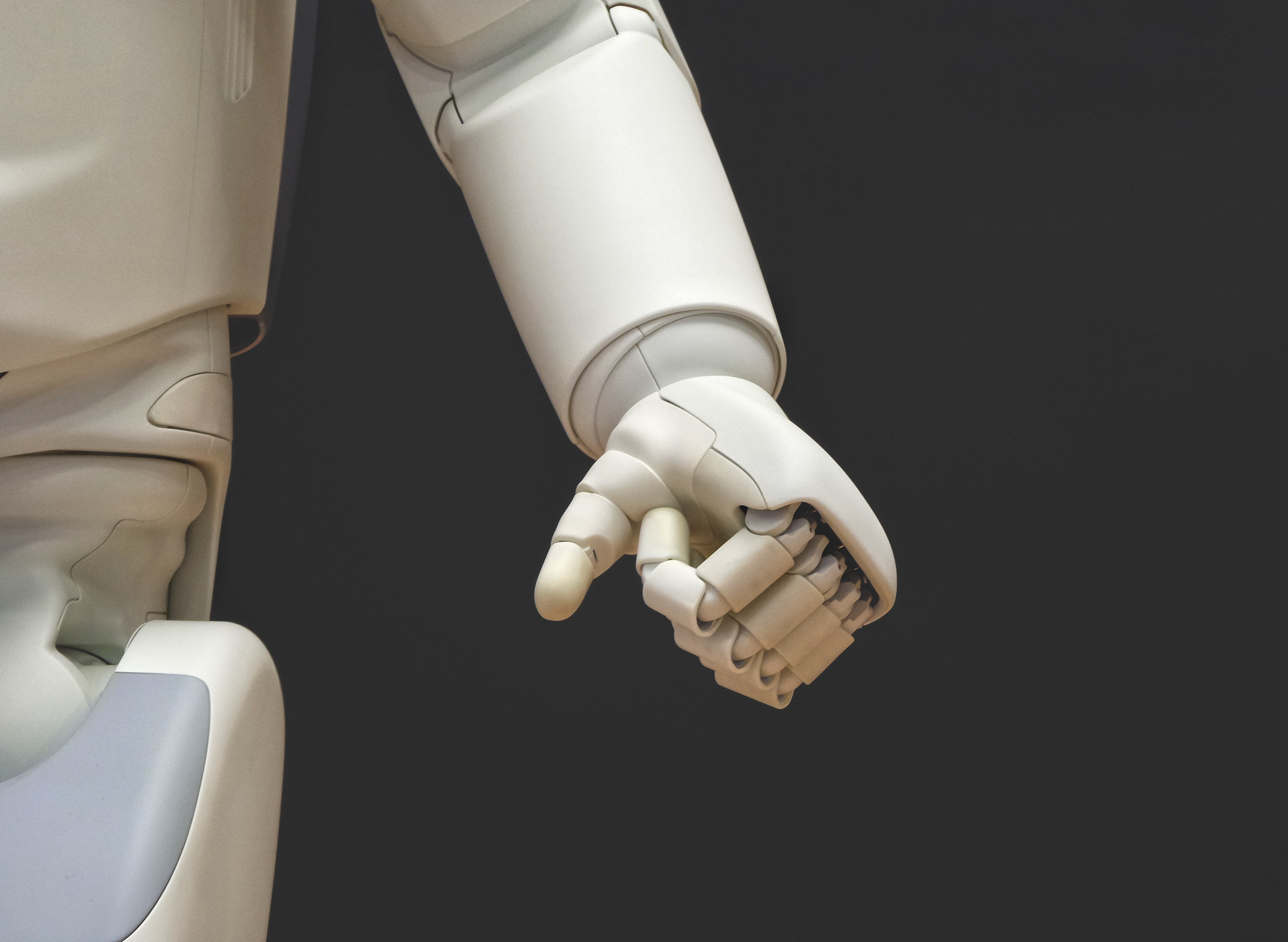 The Robots Are Coming…Slowly